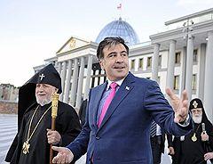 Грузия воссоединилась с церковью