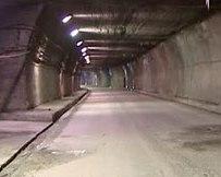 О закрытии Рокского тоннеля  сообщат за 30 дней до начала реконструкции
