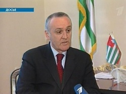 Президент России поздравил Александра АНКВАБА – нового президента Абхазии