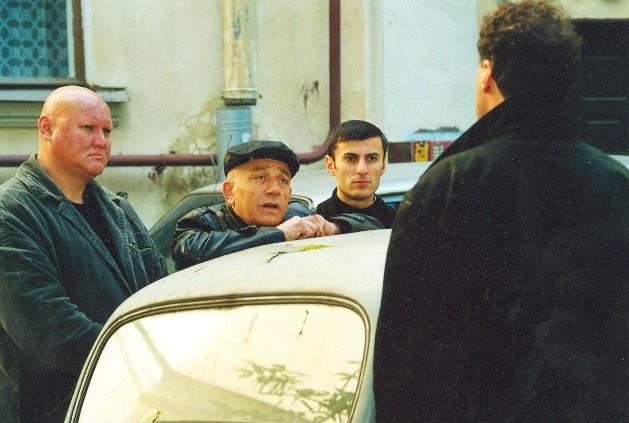 Кадр из фильма «Женский роман».