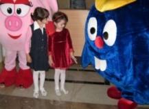 Многодетные семьи Северной Осетии получили подарки к школе