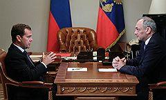 Северный Кавказ ищет финансового гаранта