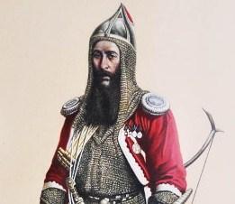 Игорь ЛОТИЕВ. Осетины Императорского конвоя