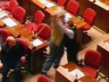 Грузинского депутата побили за «пророссийскую» речь