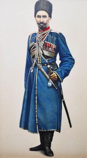 Александр ТУСКАЕВ, полковник.