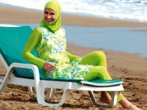 В Дагестане открыли шариатский пляж