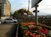 Прогулки по Владикавказу. Бархатный сентябрь