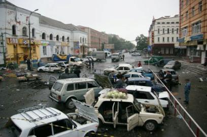 Теракт, занесенный в Осетию из Ингушетии