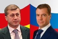 Дзамболат ТЕДЕЕВ призвал Дмитрия МЕДВЕДЕВА защитить права граждан России