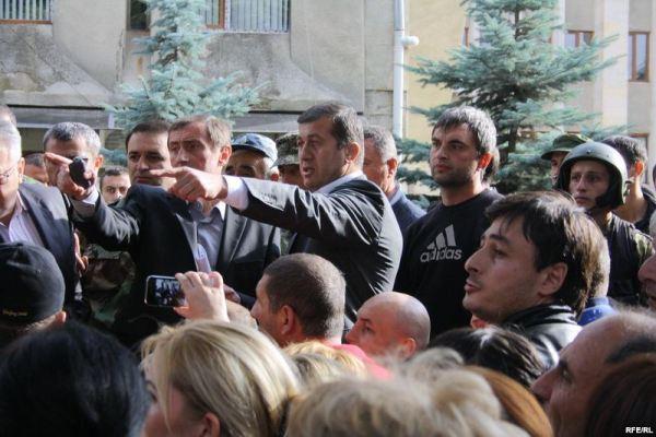 В Южной Осетии начинается вольная борьба