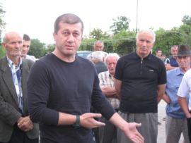 Джамболат ТЕДЕЕВ: «Я этого и хочу – чтобы меня из Южной Осетии не выпустили»