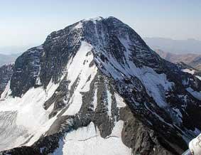 Первое восхождение на вершину горы Халаца