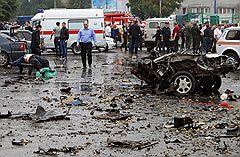 Участник банды, причастной к взрыву на Центральном рынке Владикавказа, получил 14 лет