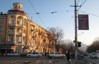 Владикавказ встретил Новый год по-осеннему теплой погодой