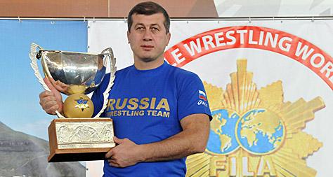 Дзамболат ТЕДЕЕВ: Олимпийские игры в Сочи организованы на высшем уровне