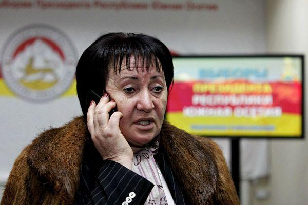 Джиоева не вписалась в кремлевский проект
