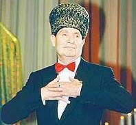В Осетии на концертах Эсамбаева всегда были аншлаги…