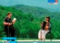В Майрамадаге состоялся второй фестиваль осетинской песни