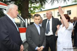 Вслед за НУРГАЛИЕВЫМ в Южную Осетию приедет ГОЛИКОВА