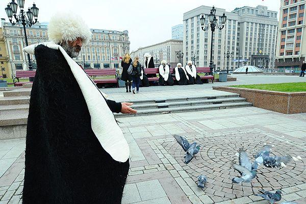 «Если вы не идете к Кавказу, то Кавказ идет к вам»