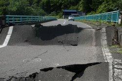 Под Дигорой обрушился мост – обошлось без жертв