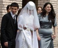 Свадьба Алана ДЗАГОЕВА в Москве