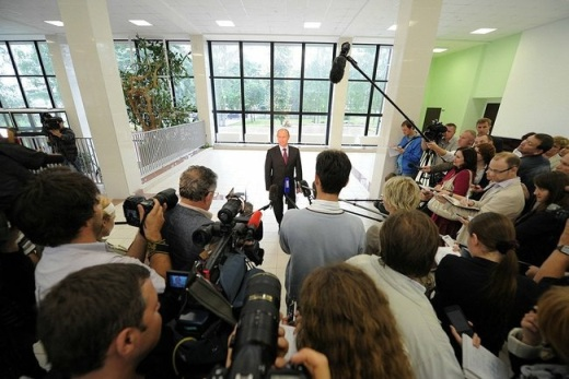 Владимир ПУТИН: «Решение о применении Вооружённых Сил – сложное и очень ответственное»