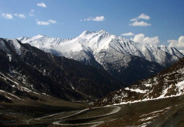 Южная Осетия: поход на Кельское озеро