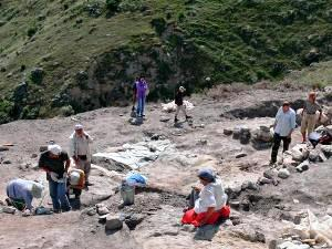 Археологи подводят итоги очередной экспедиции в Дигорское ущелье