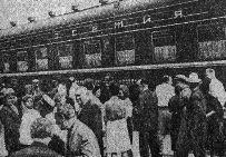 Пуск фирменного поезда «Осетия» подарил пассажирам радость