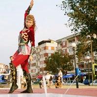 Танец с кинжалами для «Минуты славы»