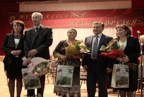 Ацамаз МАКОЕВ стал заслуженным деятелем искусств Ингушетии