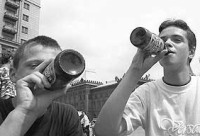 Молодежный алкоголизм приобретает характер национального бедствия