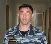 Омоновец из Северной Осетии задержал убийцу на месте преступления