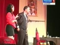 Алан АЛБЕГОВ на всероссийском фестивале удостоен премии «За лучшую мужскую роль»