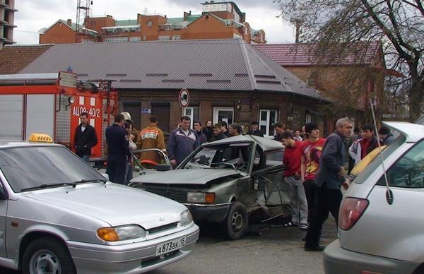 Дороги Северной Осетии остаются потенциально опасными
