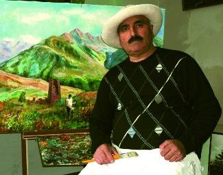 Патриотический набат живописи Ростика ФАРНИЕВА
