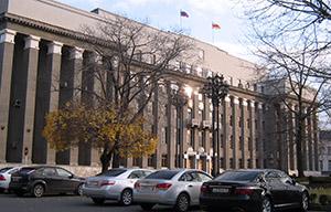 Завтра Северная Осетия обретет нового сенатора