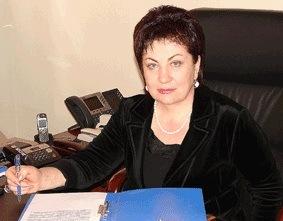 Белла ИКОЕВА награждена медалью «Во славу Осетии»