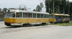 Трамвай, прощай до весны!