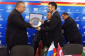 Турция – Северная Осетия: торгово-транспортному коридору быть!