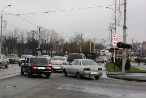Один из главных мостов Владикавказа признан в дождь опасным для автомобилистов