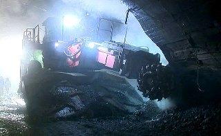 Свет в конце Рокского тоннеля: движение возобновится уже в 2014 году