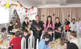 Тепло азербайджанской души