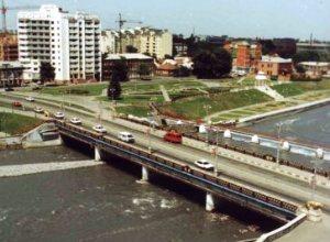 На Чугунном мосту Владикавказа появится противоскользящее покрытие