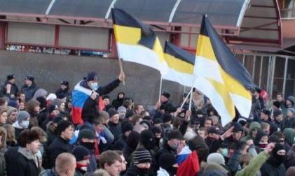 Националисты ищут поддержку в кавказских республиках