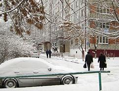Белые одежды Владикавказа