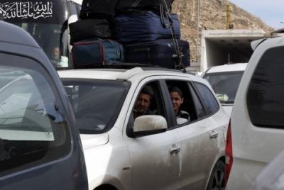 Беженцам из Сирии ищут место на Северном Кавказе