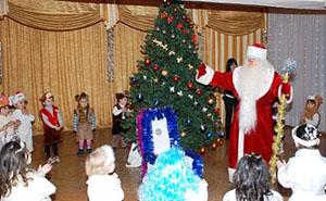 О чём мечтает Дед Мороз?