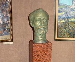 Семейный союз скульптуры и живописи